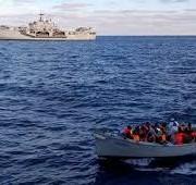 EE.UU repatría a más de 200 inmigrantes rescatados en el mar