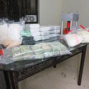 Apresan 3 de RD con heroína valorada en US$12 millones