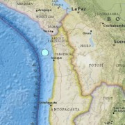 Temblor en Chile hoy 01 de abril de 2014 de 8.2° Richter