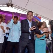 Leonel dice que será candidato en el 2016