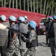 ONU investiga abuso de fuerzas de paz en Haití durante protestas