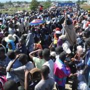 Ayer 500 haitianos trataron de cruzar la Frontera; RD refuerza vigilancia