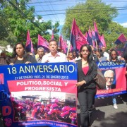 Movimiento Democracia y Desarrollo ratifica su integración al Bloque Progresista