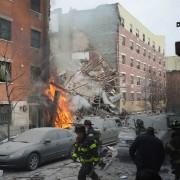 Doce personas resultan heridas en explosión en edificio de Nueva York