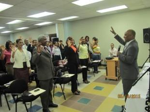 Vice del ICPARD juramenta a más de 50 profesionales