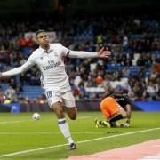 Con 3 goles del dominicano Mariano Díaz, el Madrid arrolla en Copa del Rey