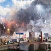Explosiona Fabrica de Fuegos Artificiales VIDEO
