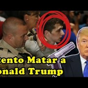 Intentan asesinar a Donald Trump VIDEO