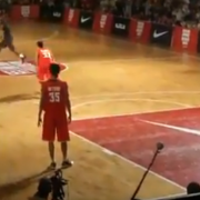 Lebron James humillado en Taiwan VIDEO