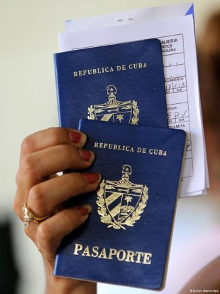 Países que permiten la entrada de ciudadanos cubanos sin visado