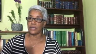Altagracia Salazar dice que en gobierno PLD han llegado el 70% de haitianos, los acusa de robarse dinero de regularización