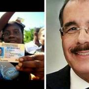 """""""Te doy cédula por tu voto"""" Gobierno entrega miles de cédulas a haitianos ilegales a cambio de voto en 2020 VIDEO"""