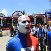Haitianos realizan homenaje a Dessalines en la UASD quien degolló a miles de dominicanos
