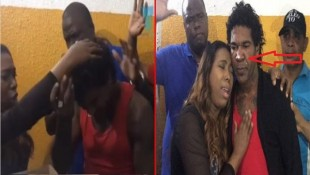 Omega llorando como un niño acepta a Jesucristo en la cárcel, ahora es cristiano VIDEO
