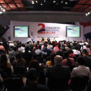 Se desarrolló con éxito la segunda edición del Congreso Nacional de Cine