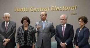 JCE advierte a partidos defenderá su resolución en cualquier instancia