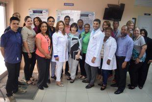 """Presentan Evaluación del Proyecto Piloto """"Modelo de Tratamiento Asistido por Medicamentos y Atención Integral al VIH"""""""