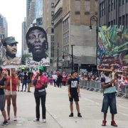 Haitianos marcharon en el desfile dominicano NY, comunidad de Haití y De Blasio satisfechos por la acción VIDEO