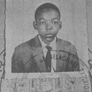 """El """"Angelito Negro"""": el niño que fue preso político en los doce años de Balaguer, hijo del (Men) del MPD"""