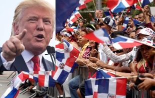 """""""Dominicanos que pidan un familiar a EEUU deben depositar 10 mil dolares"""". Trump pone Ley dificil a emigrantes RD"""