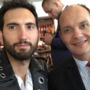 """Karim dice que si votan por el PLD en 2020 """"Se van a joder"""", afirma que Carlos Rubio representante del movimiento #GobiernoLimpio es un ex-peledeista frustrado"""