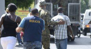 R. Dom. deportó o impidió entrada a 11.453 extranjeros en septiembre