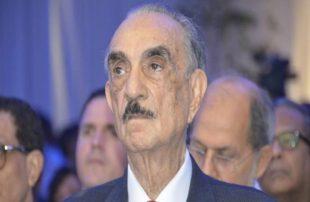 Desmienten que José Rafael Abinader haya muerto producto de un accidente cardiovascular