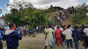 Miniserio de Defensa Identifica a un haitiano que lidero el secuestro  de 18 dominicanos