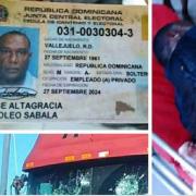 De Ultimo Minuto: atacan a tiros a patanista de RD que cruzo por Dajabon a Haiti, se debate entre la vida y la muerte