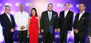 Haina International Terminals celebra cóctel para clientes