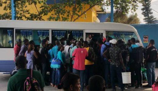 """""""Si me devuelven las guaguas dejo que monten a Haitianos"""" Dijo hoy Antonio Marte CONATRA VIDEO"""