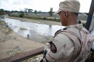 Piden redoblar vigilancia en la frontera tras asesinato militar dominicano